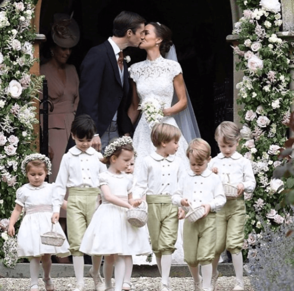 Favorite Celebrity Weddings of 2017 – The Better Bride
