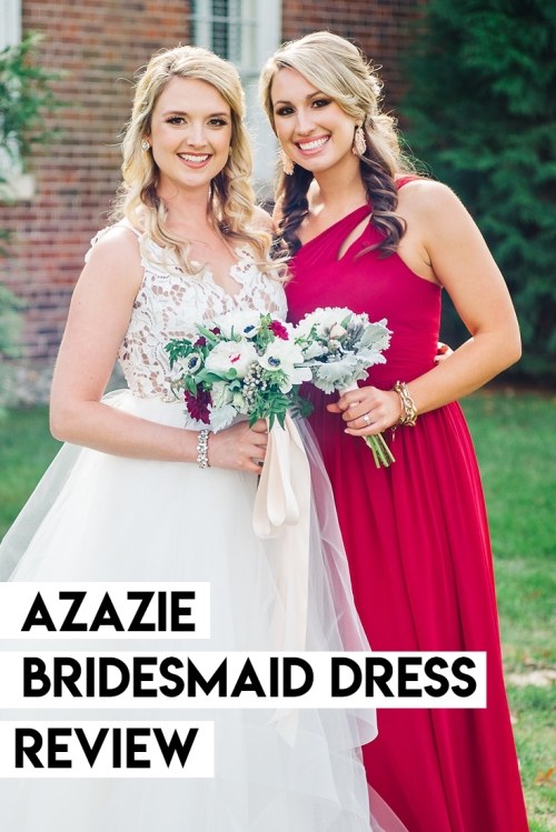 8843643874 When my friend Brooke told us over the summer about Azazie.com