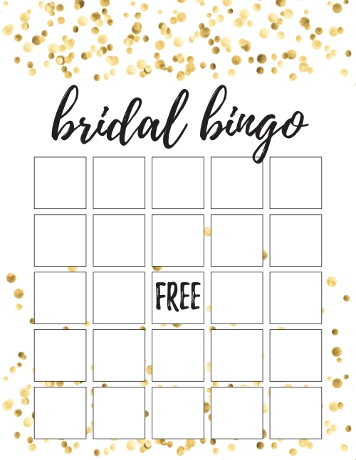 free_bridal_bingo