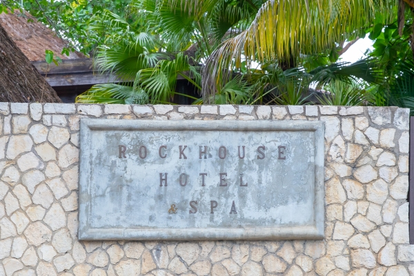 Jamaica and Rockhouse Hotel